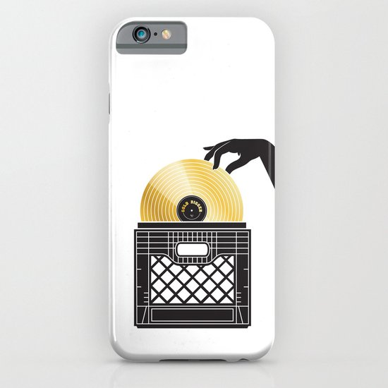 Gold Digger iPhone & iPod Case
