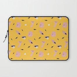 Millennial Butt Pattern Laptop Sleeve