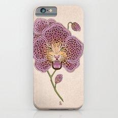 Wild Orchid Slim Case iPhone 6s