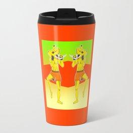Trunk and Fist Travel Mug