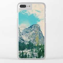 Swiss Mountain 2 Clear iPhone Case
