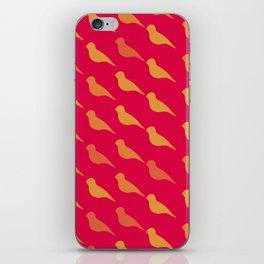 Bird Pop Series iPhone Skin