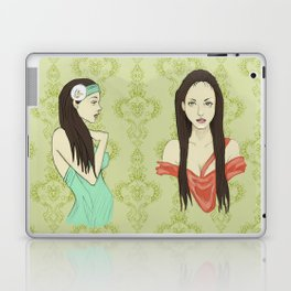 Princesas Laptop & iPad Skin