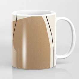 Vase Line Minimalistic Study No.3 Coffee Mug