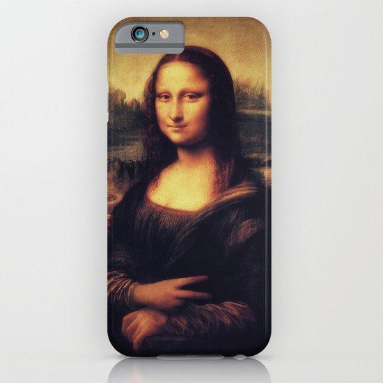 The real da vinci code iPhone & iPod Case