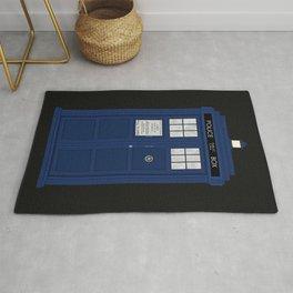 Doctor Who's Tardis Rug