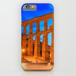 Segovia, Spain.  iPhone Case
