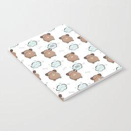 Dog fart Notebook