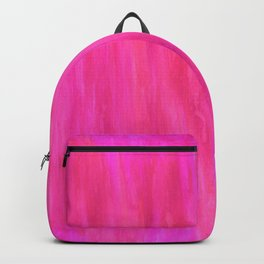 Neon Watercolor Backpack