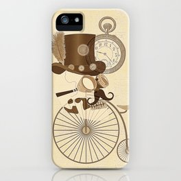 Steam Punked iPhone Case