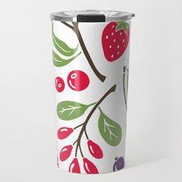 Wild berry Travel Mug