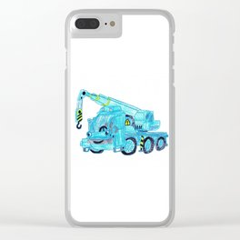 Lofty Clear iPhone Case