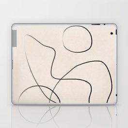 Abstract Line I Laptop & iPad Skin