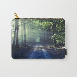 Path to the Forest Carry-All Pouch