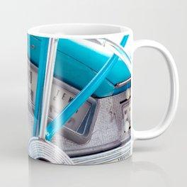 The blue steering wheel Coffee Mug