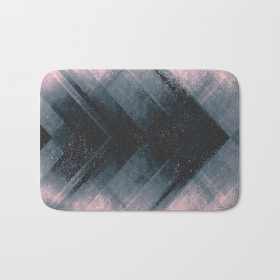 Magic Rays Bath Mat