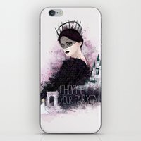 fairytale iPhone & iPod Skins featuring Fairytale by Alendro