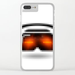 High AF Clear iPhone Case