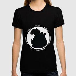 H.I.P.P.O.S. Logo T-shirt