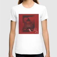 moscow T-shirts featuring Moscow by Nerve
