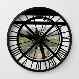 Looming Large Wall Clock