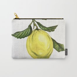 Citron Carry-All Pouch