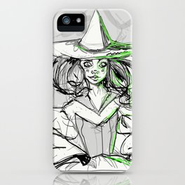 Electric Which iPhone Case