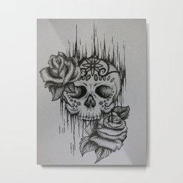 The Beautiful Dead (1) Metal Print