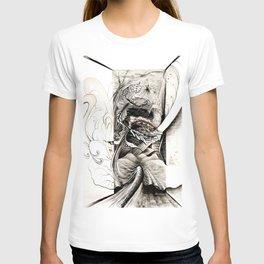 Alégorie de l'automne T-shirt