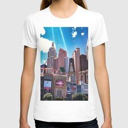 Las Vegas New York New York.!  T-shirt