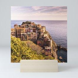 Manarola, Cinque Terra, Italy Mini Art Print