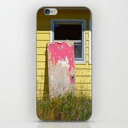 Unhinged iPhone Skin