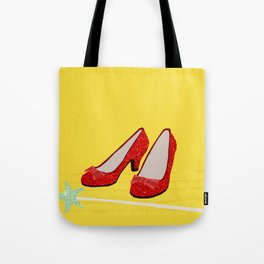 Ruby Slippers Tote Bag