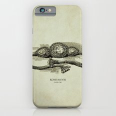 KOH-I-NOOR (mountian of light) Slim Case iPhone 6s