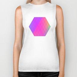 Hexagon? Biker Tank
