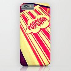 Popcorn, Get Your Popcorn Here!!! iPhone 6s Slim Case