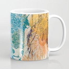Blue Bison Coffee Mug