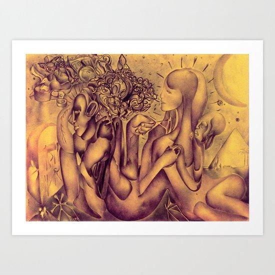 1-11-11 Art Print
