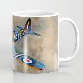 Spitfire Dawn Flight Coffee Mug