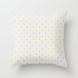 Limón Throw Pillow