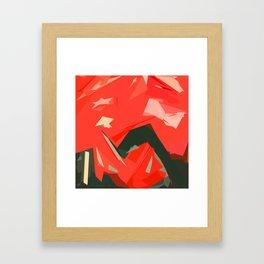 Willpower Power Framed Art Print