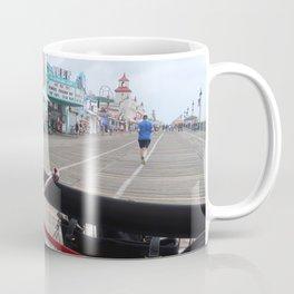 Surrey on the Boardwalk Coffee Mug