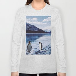 Living Free in the North Long Sleeve T-shirt