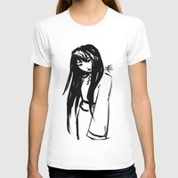 asian T-shirts featuring Asian Smile by Saska Ithiur