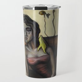 Pity party by Lilly Hibbs Travel Mug