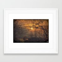 marine Framed Art Prints featuring Marine by ezop