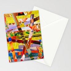 Jay (stripes 10) Stationery Cards