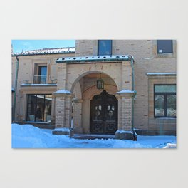 Lourdes University II Canvas Print