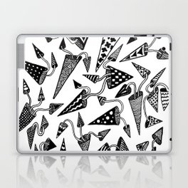Party Hats Laptop & iPad Skin