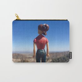 Adventure Girl Carry-All Pouch